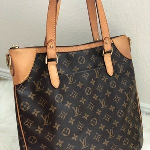 Authentic preowned lv Odeon GM no long strap